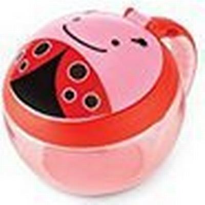 Skip Hop Zoo Snack Cup Livie Ladybug