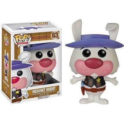 Funko Pop! Animation Hanna Barbera Ricochet Rabbit
