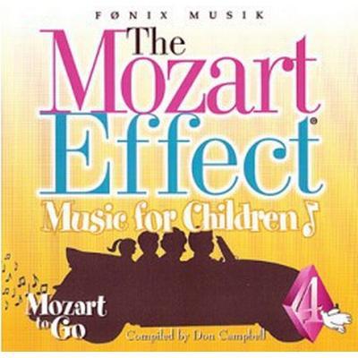 No Musik til børn - Mozart til hele familien i bilen
