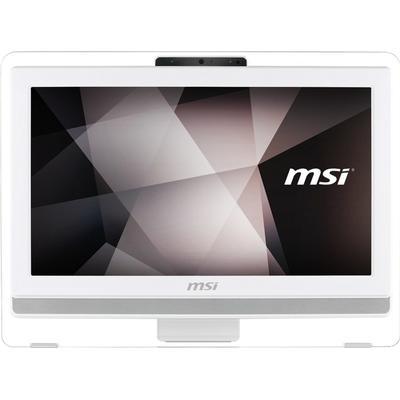 MSI Pro 20ET 4BW-WN31504G50S10PGMXH W LED 19.5