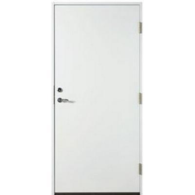 Polardörren Blanco Ytterdörr S 6500-N H (100x210cm)