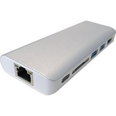 MacLine ML-0154 3-Port USB 3.0/3.1 Extern