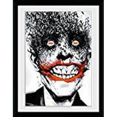 GB Eye Batman Comic Joker 30x40cm Affisch