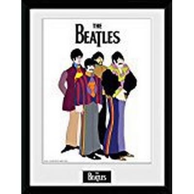 GB Eye The Beatles Yellow Submarine Group 30x40cm Affisch