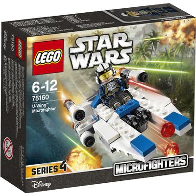 Lego Star Wars U Wing Microfighter 75160