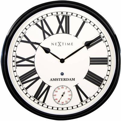 Nextime Amsterdam 52cm Väggklocka