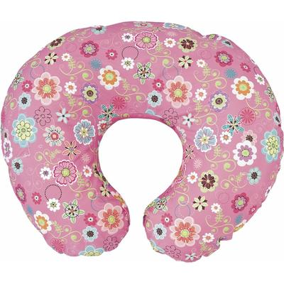 Chicco Boppy Pillow with Cotton Slipcover Wild Flowers