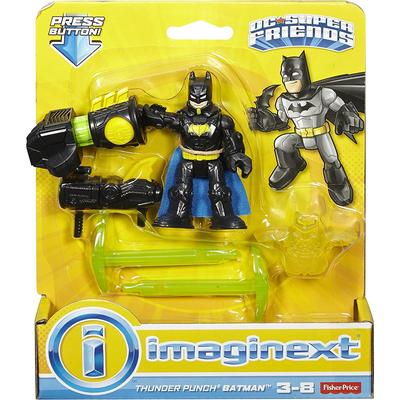 Fisher Price Imaginext DC Super Friends Thunder Punch Batman