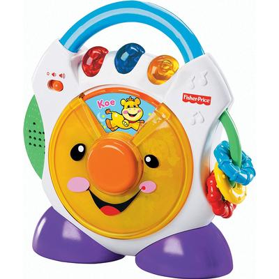 Fisher Price Laugh & Learn Nursery Rhymes CD Player