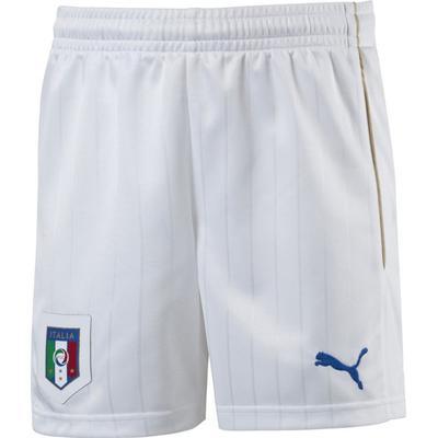 Puma Italy Home Shorts 16/17 Youth