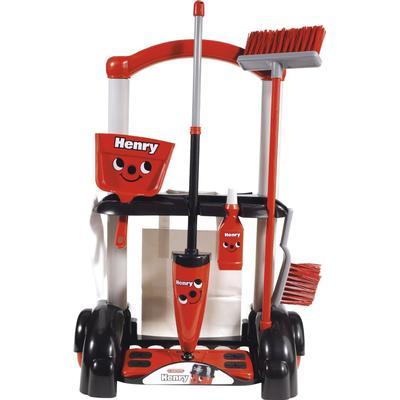Casdon Henry Cleaning Trolley