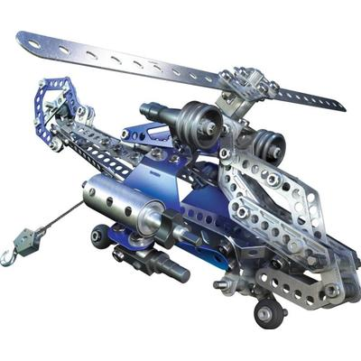 Meccano Tactical Copter 2 in 1 Model Set