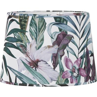 PR Home Sofia Jungle Flower 25cm Lampshade Lampdel Endast lampskärm
