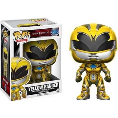 Funko Pop! Movies Power Rangers Yellow Ranger
