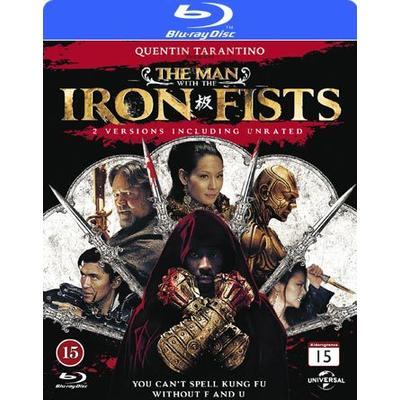 Man with the iron fists (Blu-ray) (Blu-Ray 2012)