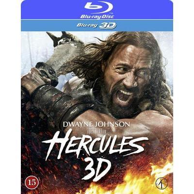 Hercules 3D (Blu-ray 3D) (3D Blu-Ray 2014)