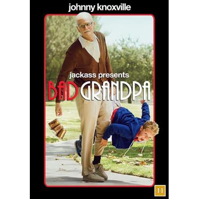 Bad Grandpa (DVD) (DVD 2013)