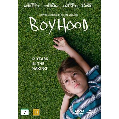 Boyhood (DVD) (DVD 2014)