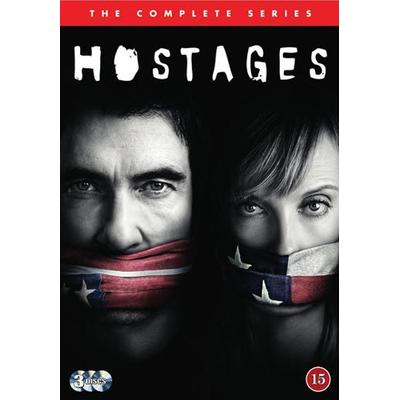 Hostages: Säsong 1 (3DVD) (DVD 2014)