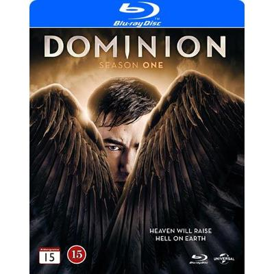 Dominion: Säsong 1 (2Blu-ray) (Blu-Ray 2014)