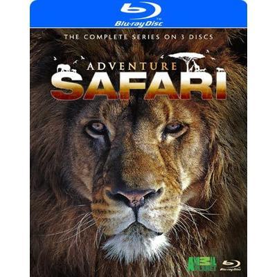 Discovery: Safari Adventures (3Blu-ray) (Blu-Ray 2013)