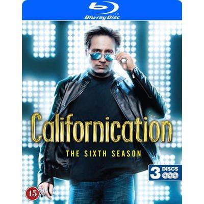 Californication: Säsong 6 (3Blu-ray) (Blu-Ray 2014)