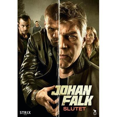 Johan Falk 17 (DVD) (DVD 2015)