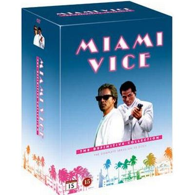 Miami Vice: Complete collection (32DVD) (DVD 2014)