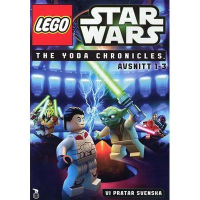 Lego Star Wars: Yoda chronicles (DVD) (DVD 2013)