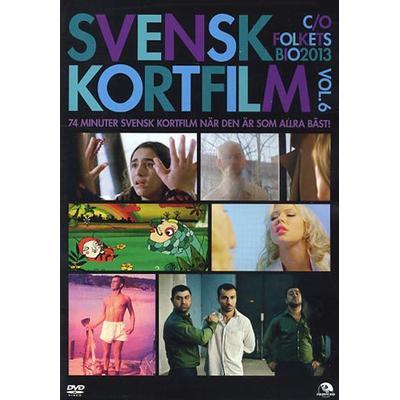 Svensk kortfilm: Folkets bio vol 6 (DVD) (DVD 2014)