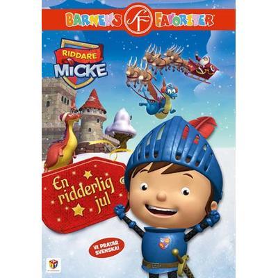 Riddare Micke: En ridderlig jul (DVD) (DVD 2011)
