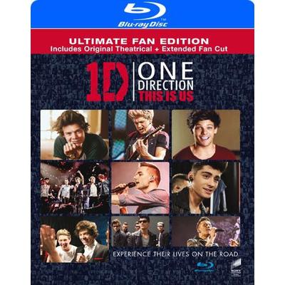 One Direction: This is us: Ultimate Fan edition (Blu-ray) (Blu-Ray 2013)