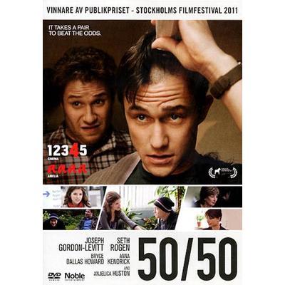 50/50 (DVD) (DVD 2011)
