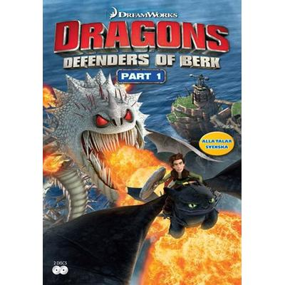 Draktränaren: Defenders of Berk vol 1 (2DVD) (DVD 2014)