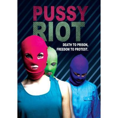 Pussy Riot: Death To Prison Freedom To Protest (DVD) (DVD 2014)