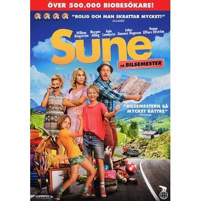Sune på bilsemester (DVD) (DVD 2013)