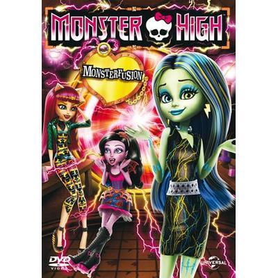 Monster High 7: Monsterfusion (DVD) (DVD 2014)
