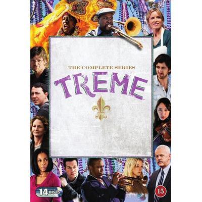 Treme: Complete series (14DVD) (DVD 2014)