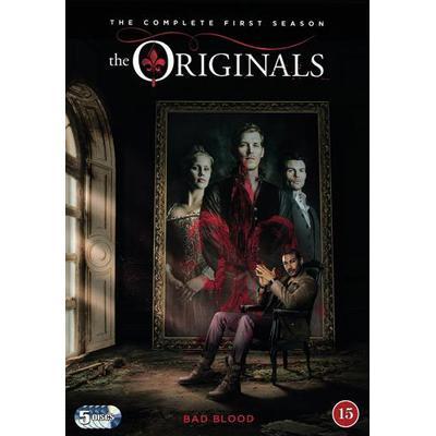 The Originals: Säsong 1 (5DVD) (DVD 2013)
