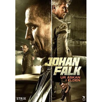 Johan Falk 13 (DVD) (DVD 2015)