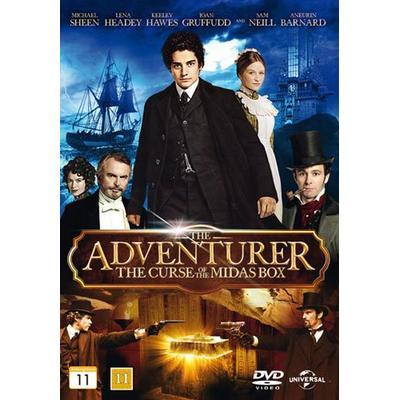 The Adventurer - The curse of the Midas Box (DVD) (DVD 2014)