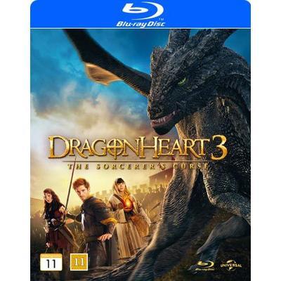 Dragonheart 3 - The Sorcerers curse (Blu-ray) (Blu-Ray 2014)