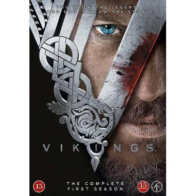 Vikings: Säsong 1 (3DVD) (DVD 2011)