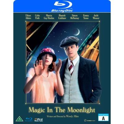 Magic in the moonlight (Blu-ray) (Blu-Ray 2014)