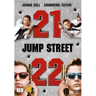 21 Jump Street + 22 Jump Street (2DVD) (DVD 2014)