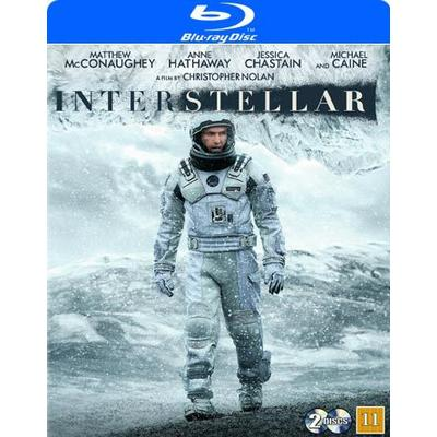 Interstellar (2Blu-ray) (Blu-Ray 2014)