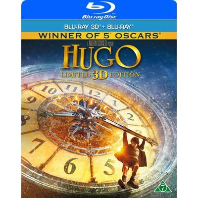 Hugo 3D (Blu-ray 3D + Blu-ray) (3D Blu-Ray 2011)