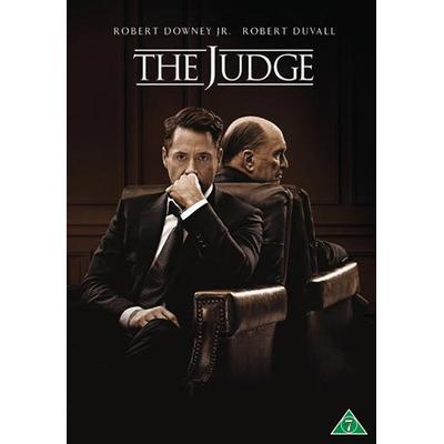 The Judge (DVD) (DVD 2014)