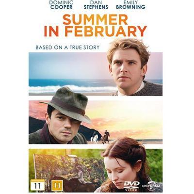 Summer in February (DVD) (DVD 2013)