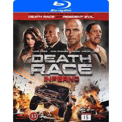 Death race 3 - Inferno (Blu-ray) (Blu-Ray 2012)